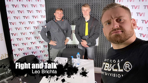 Fight&Talk #43 Leo Brichta