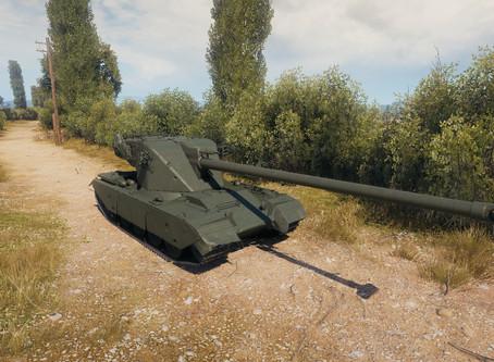 Přichází úprava děl švédských těžkých tanků