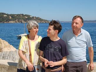 Le regard de l'adhérent : rencontre avec Madame Evelyne Bouvier, maman de Nicolas, 33 ans, adhér