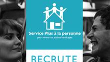 Service Plus à la Personne recrute des intervenants !