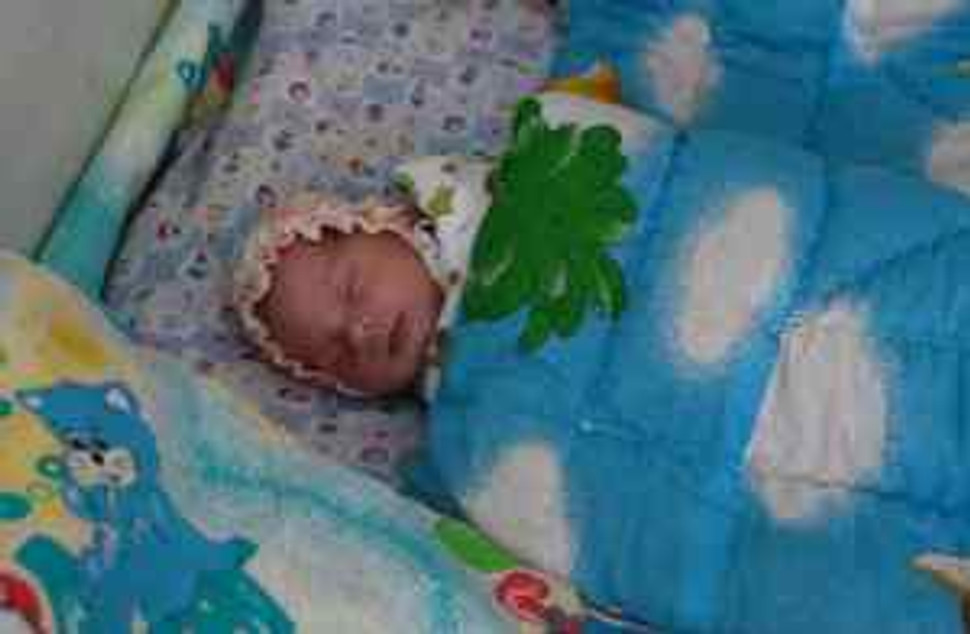 baby Belarus