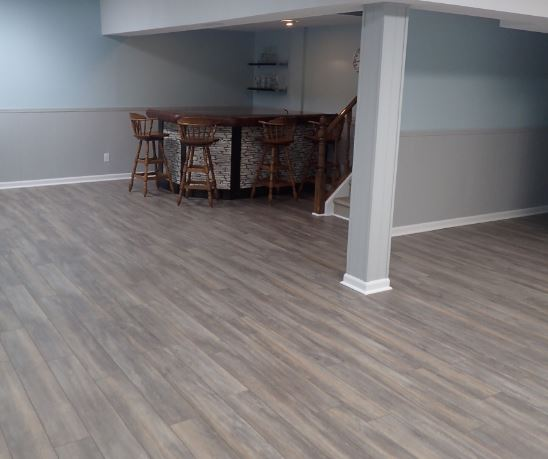 Light Grey Floor