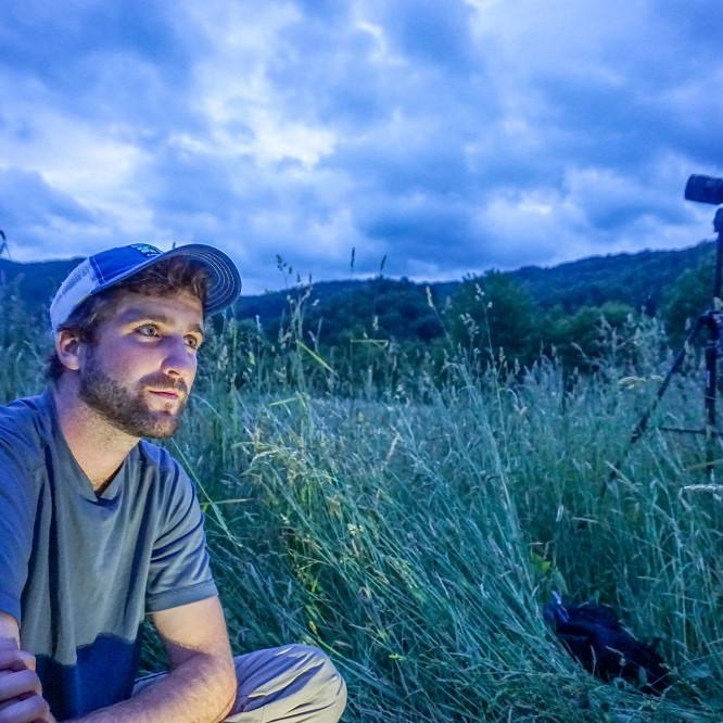 1:00 PM Nature Photography - Travis Bordley (9 participants maximum)