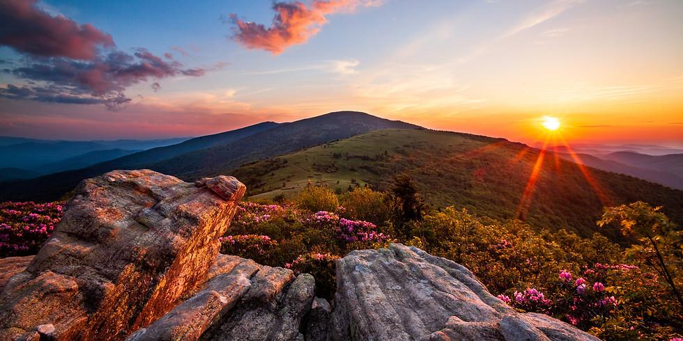 6:30 a.m. Sunrise Photography - Jerry Greer (9 participants maximum)