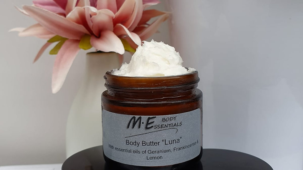 Body Butters 60ml- choose from 3 scents