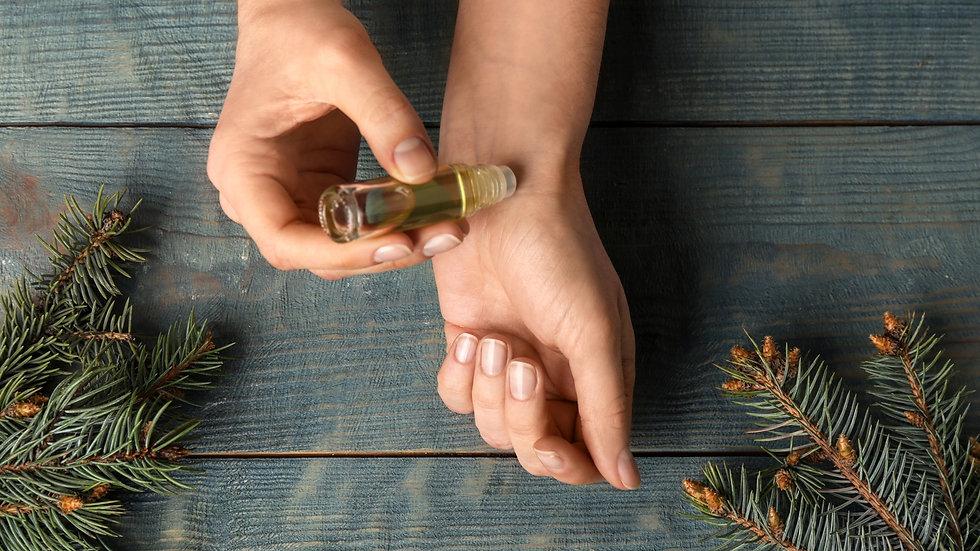 Roller Perfume Blend- Starlight