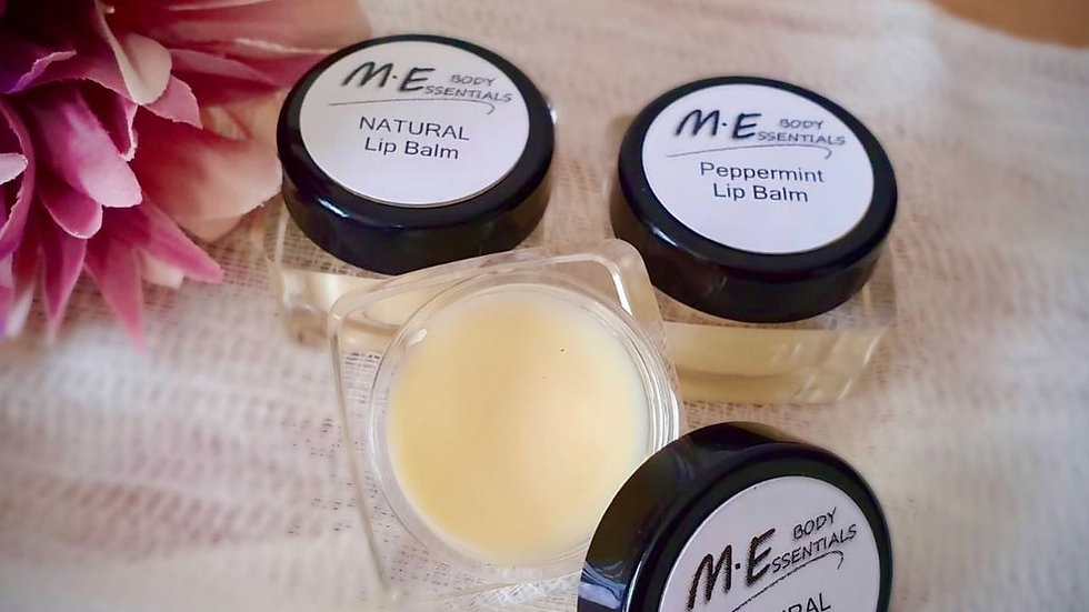Lip Balm- Natural