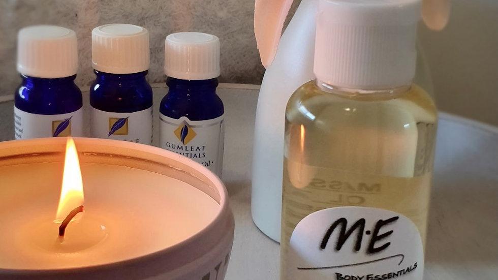 Relaxing Massage Oil- 60ml