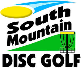 South Mountain Disc Golf logo