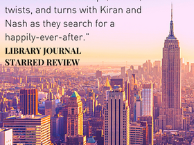 Love, Chai, and Other Four-Letter Words Given Starred Review by the Library Journal!