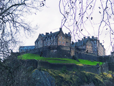 Neeps and tatties, rumbledethumps, and castles...Hello, Scotland!