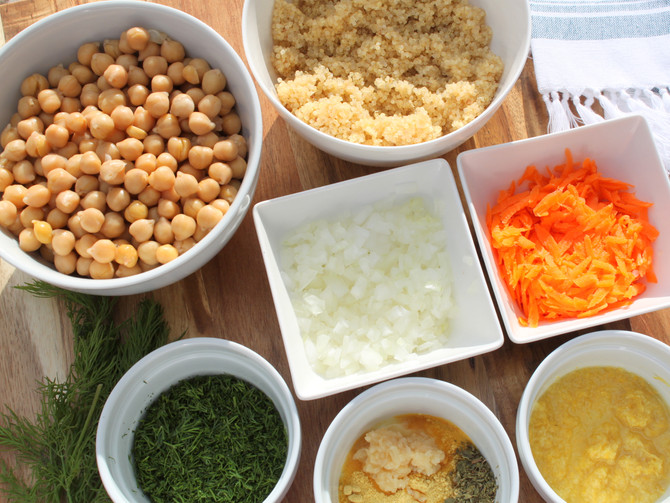 Chickpeas and Quinoa: Better Together
