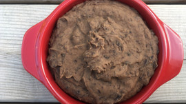 Simple & Spicy Black Bean Dip