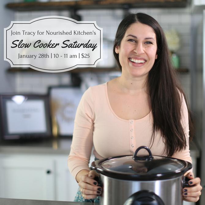 Slow Cooker Saturdays