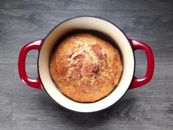 The Happy Bread Maker