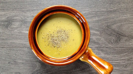 Simple Green Split Pea Soup