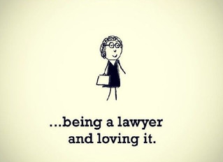 How To Be a Happy Lawyer