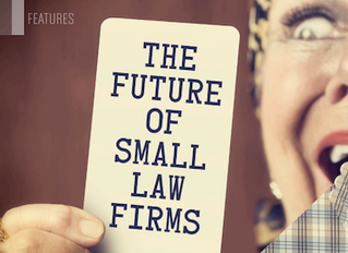 How to Survive Being a Solo or Small Firm Practitioner