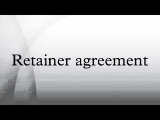 WHEN IS A NON-REFUNDABLE RETAINER REALLY NON-REFUNDABLE?