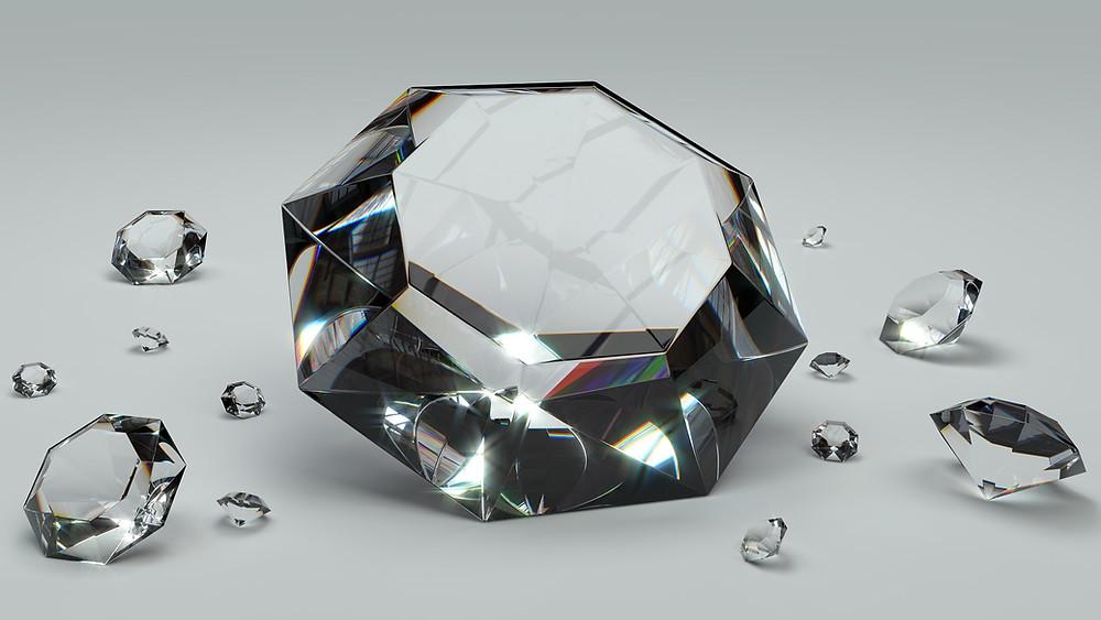 diamond file facial