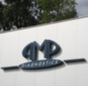 AMP Diagnostics Brand