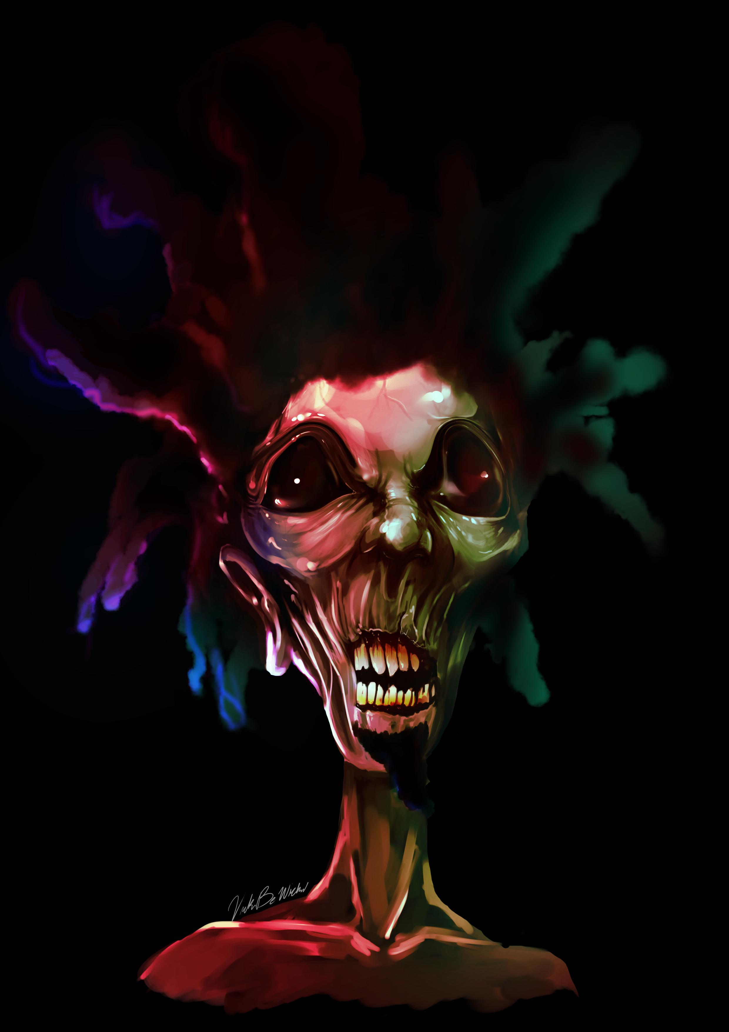 Natty Zombie