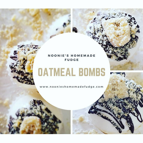 Oatmeal Bombs