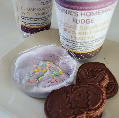 Sugar Cookie Dunkers