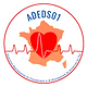 Logo Association Départementale de l'Enseignement et du Développement du Secourisme de l'Ain (ADEDS 01)