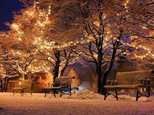 Des fêtes de fin d'année peu communes...