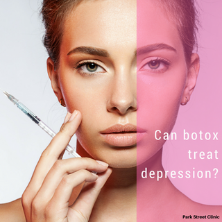 Can botox be used to fight depression?