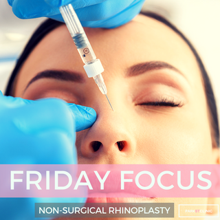 Friday Focus: Non-surgical rhinoplasty