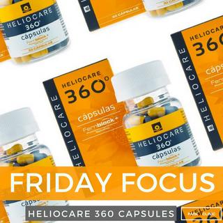 Friday Focus: Heliocare 360 Capsules