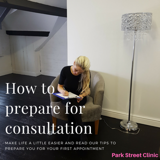 How to prepare for a consultation