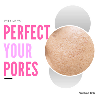 Perfect your pores