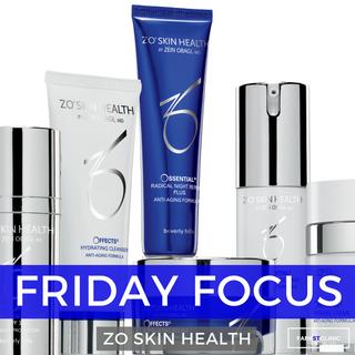 Friday Focus: ZO Skin Health by Dr. Zein Obagi
