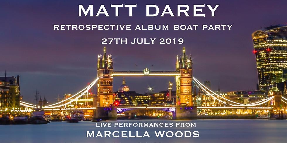 Retrospective Boat Party London