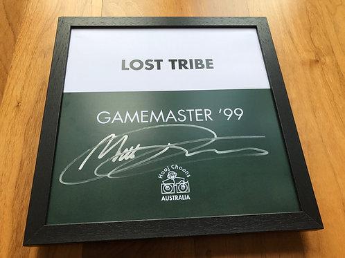 "Lost Tribe Gamemaster 12"" presentation 1999 Australia"