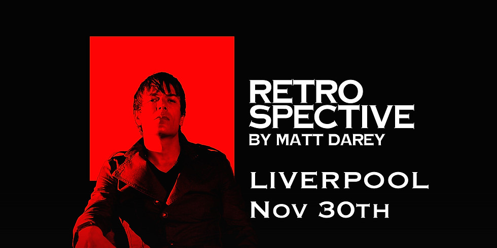 Retrospective Day Party Liverpool