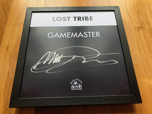 "Lost Tribe Gamemaster 12"" presentation 1999"