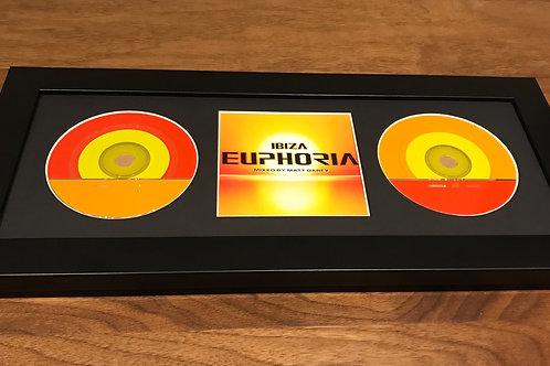 Ibiza Euphoria 1999 CD presentation