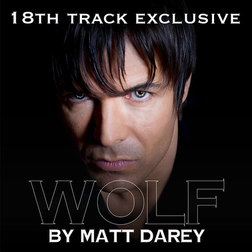Wolf (The Album) 18 track mp3