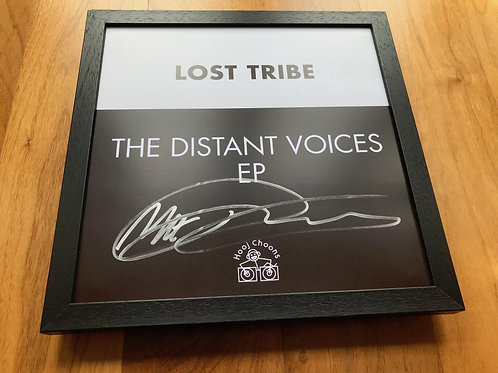 """Lost Tribe Distant Voices EP 12"""" presentation 1997"""