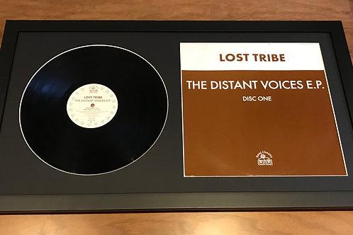 "Lost Tribe Distant Voices 12"" Vinyl Presentation"
