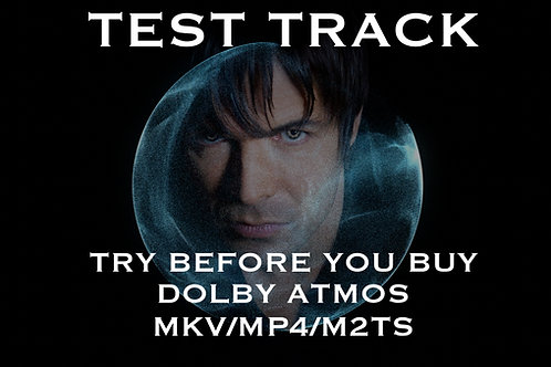 Dolby Atmos Test Track - Try Before You buy