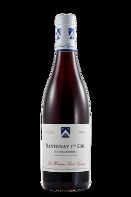 Santenay 1er cru - La Maladière