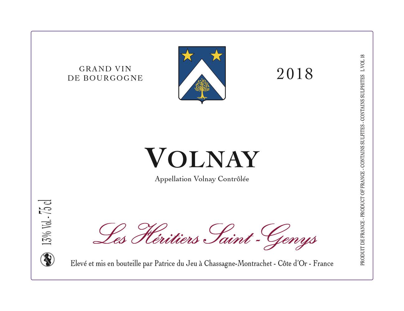 Volnay Rouge