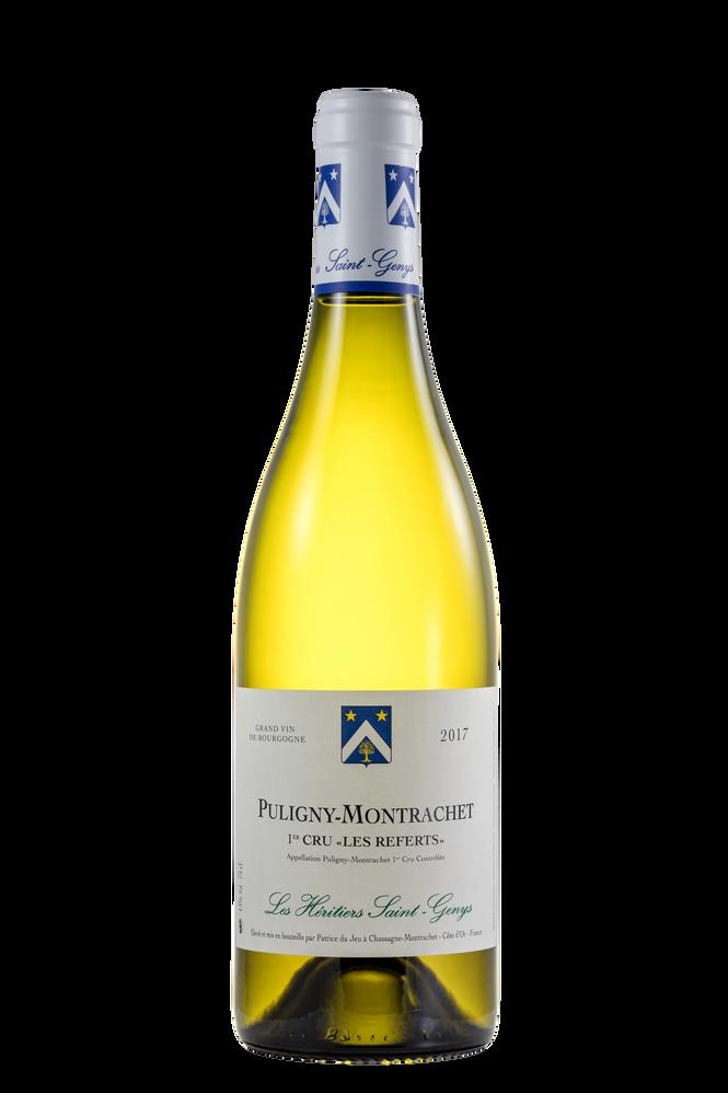 Puligny-Montrachet - 1er Cru Les referts
