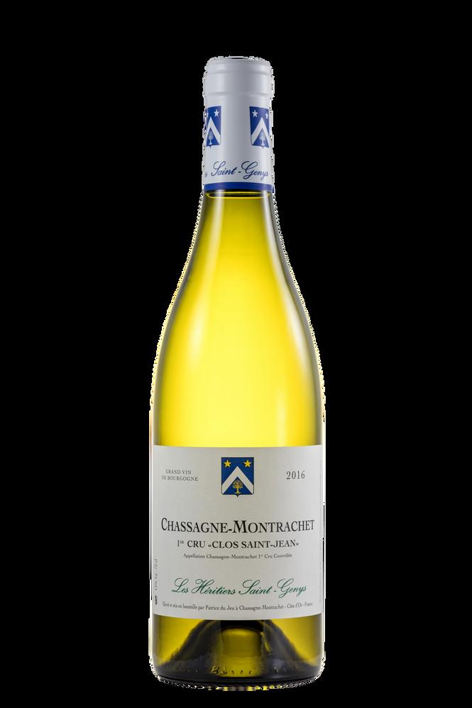 Chassagne-Montrachet 1er Cru - Clos Saint Jean