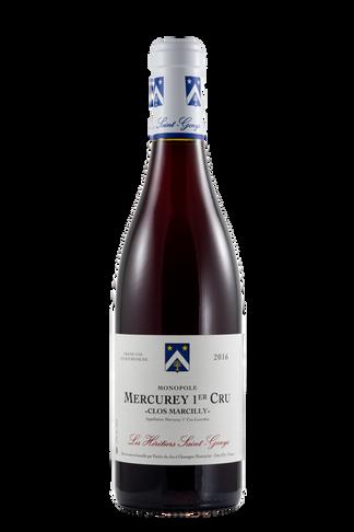 Mercurey 1er Cru - Clos Marcilly Monopole Red